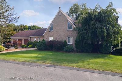 Johnston Single Family Home For Sale: 4 Albert Dr