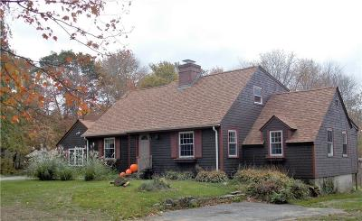 Scituate Single Family Home For Sale: 325 Ide Rd