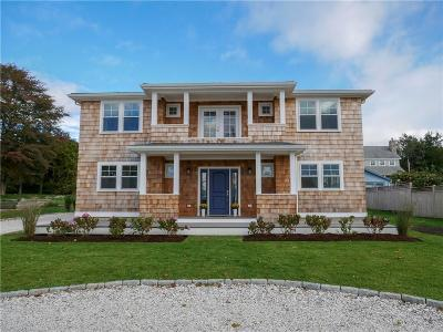 Jamestown Single Family Home For Sale: 510 Seaside Dr