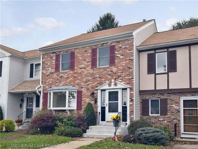 Cumberland Condo/Townhouse For Sale: 2970 Mendon Rd, Unit#85 #85