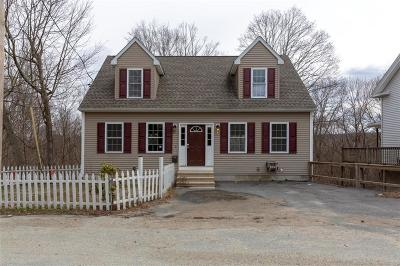 Burrillville Single Family Home For Sale: 31 Pleasant St