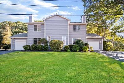 Narragansett Condo/Townhouse Act Und Contract: 3 Parsley Lane