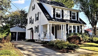 Edgewood Single Family Home Act Und Contract: 20 Swift St