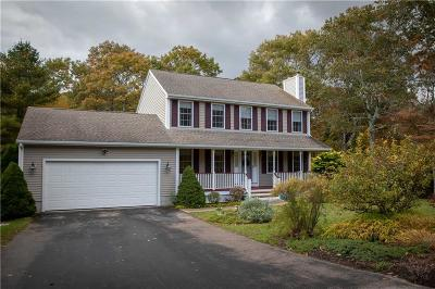 Charlestown Single Family Home For Sale: 2 Fawn Cir