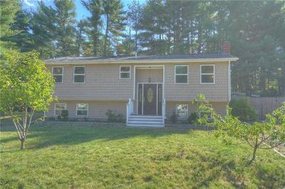West Greenwich Single Family Home For Sale: 10 Nipmuc Trl