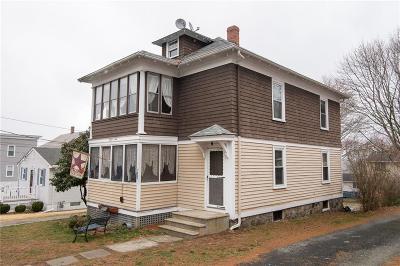 Woonsocket Multi Family Home For Sale: 315 Bennett St