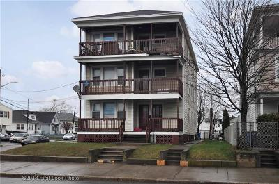 Cranston Multi Family Home For Sale: 300 Webster Av