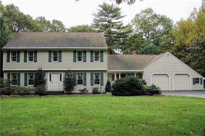 West Greenwich Single Family Home For Sale: 21 Whispering Pines Ter