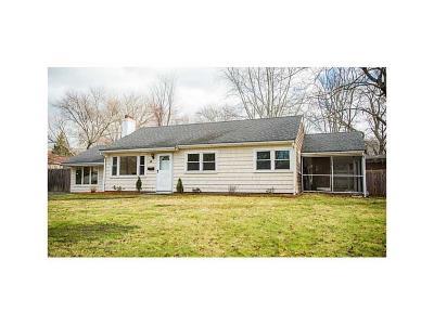 Bristol County Single Family Home For Sale: 14 Rosedale Av