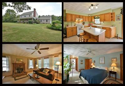 West Greenwich Single Family Home For Sale: 79 Fry Pond Rd
