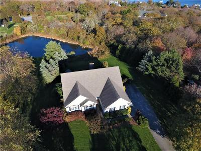 South Kingstown Single Family Home For Sale: 30 Wildrose Ct