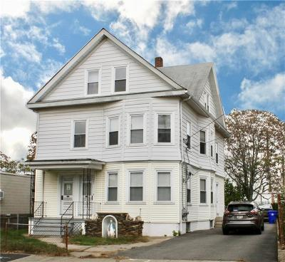 Central Falls Multi Family Home For Sale: 1245 Broad St