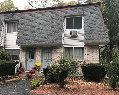 North Providence Condo/Townhouse Act Und Contract: 1560 Douglas Av, Unit#th1 #TH1