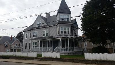 Woonsocket Multi Family Home For Sale: 311 Elm St