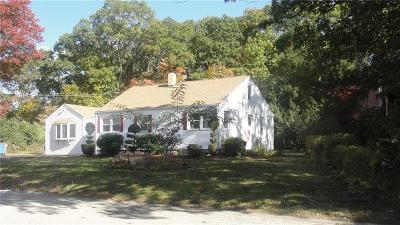 Single Family Home For Sale: 511 Bound Rd