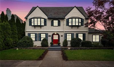 Pawtucket Single Family Home For Sale: 25 Scott St