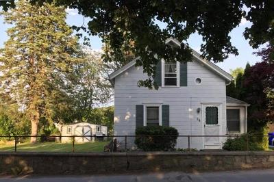 West Warwick Single Family Home For Sale: 34 Lonsdale St