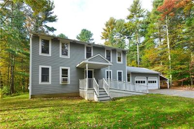 Exeter Single Family Home For Sale: 157 Widow Sweets Rd