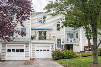 Condo/Townhouse Act Und Contract: 524 High Meadow Ct