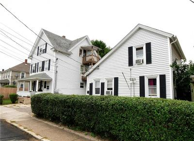 Westerly Multi Family Home Act Und Contract: 9 Pond St