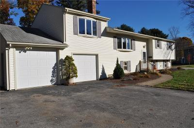 North Kingstown Single Family Home Act Und Contract: 103 Eileen Dr
