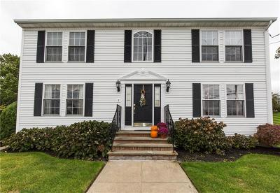 East Providence Single Family Home For Sale: 5 Rachella Ct