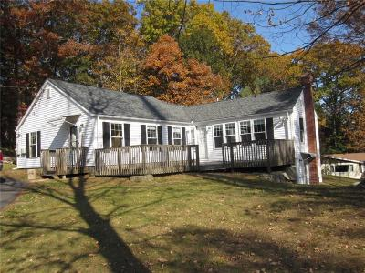 Scituate Single Family Home For Sale: 16 Richard St