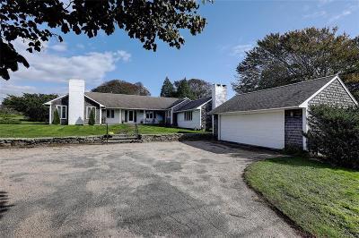 Little Compton Single Family Home For Sale: 15 Baileys Ledge Rd
