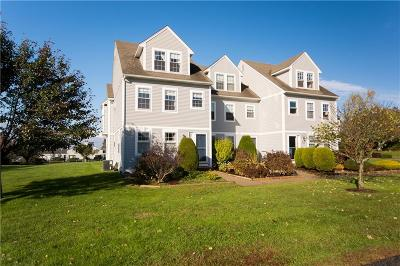 Middletown Condo/Townhouse For Sale: 705 Fairway Dr