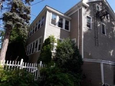 Burrillville Condo/Townhouse For Sale: 196 Pascoag Main St, Unit#a & B #A & B