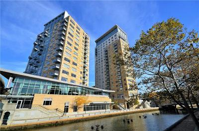 Condo/Townhouse Act Und Contract: 100 Exchange St, Unit#1005 #1005