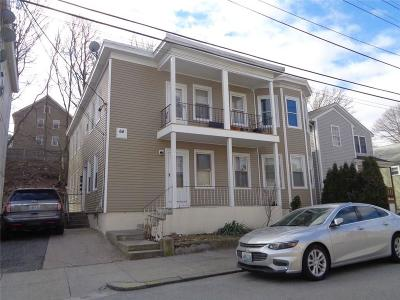 Central Falls Multi Family Home For Sale: 64 Chestnut St