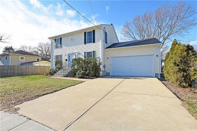 East Providence Single Family Home For Sale: 1287 Pawtucket Av