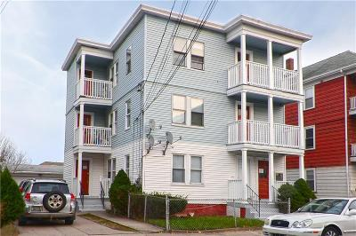 Pawtucket Multi Family Home For Sale: 163 Sabin St