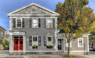 Providence County Condo/Townhouse For Sale: 83 Hope St