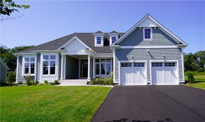 Westerly Single Family Home For Sale: 34 Ice Pond Rd