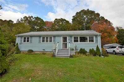 Bristol County Single Family Home For Sale: 7 Paul Ct