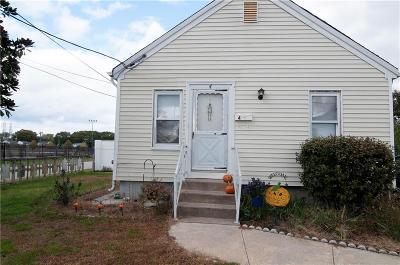 Pawtucket Single Family Home Act Und Contract: 4 Pembroke Av