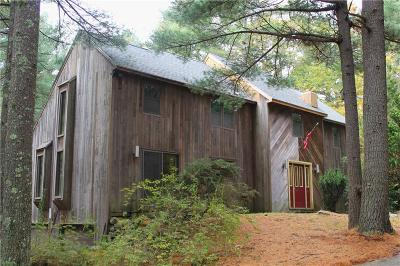 Glocester Single Family Home For Sale: 31 Rustic Acres Dr