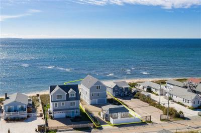 Single Family Home For Sale: 979 - A Matunuck Beach Rd