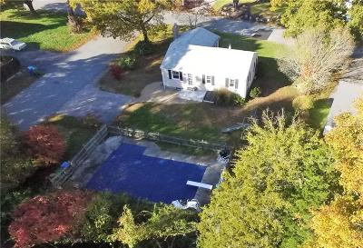 South Kingstown Single Family Home Act Und Contract: 80 Austin St