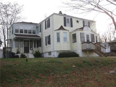 Coventry Multi Family Home For Sale: 136 Tiogue Av