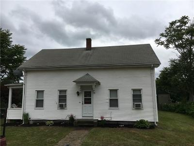 North Providence Single Family Home Act Und Contract: 424 Woonasquatucket Av
