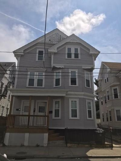 Providence Multi Family Home Act Und Contract: 22 Penn St