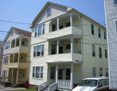 Providence RI Multi Family Home For Sale: $249,000