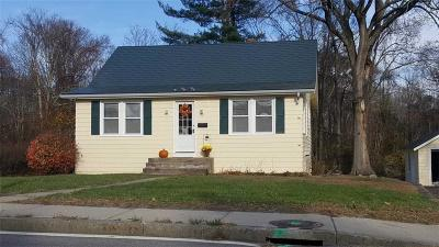 Westerly Single Family Home For Sale: 20 Franklin St