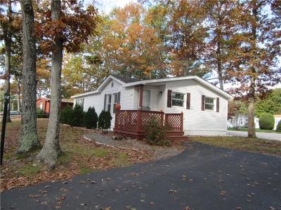 Coventry Single Family Home Act Und Contract: 50 Lear Dr