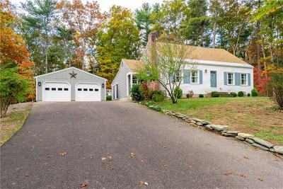 North Smithfield Single Family Home For Sale: 8 Pine Hill Rd