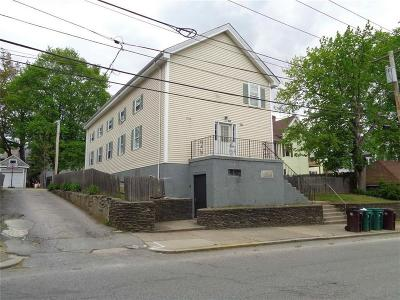 Woonsocket Multi Family Home For Sale: 164 West School St