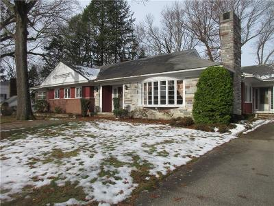 Cranston Single Family Home For Sale: 175 Summit Dr